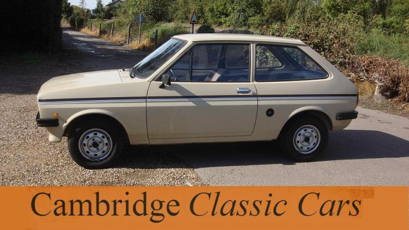 classic ford fiesta hatch in cambridge. Cars Review. Best American Auto & Cars Review