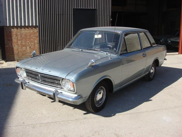 Classic Ford Cortina 2dr In Cambridge