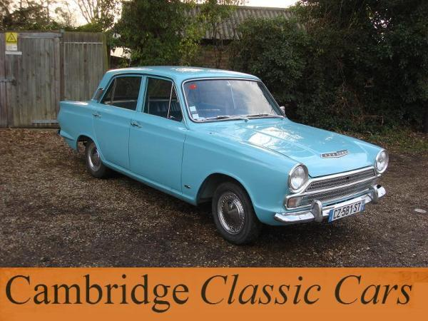 classic ford cortina deluxe in cambridge. Cars Review. Best American Auto & Cars Review