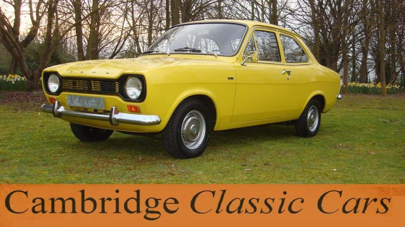 classic ford escort l in cambridge. Cars Review. Best American Auto & Cars Review