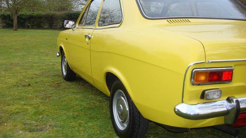 Sold Classic Ford Escort L In Cambridge