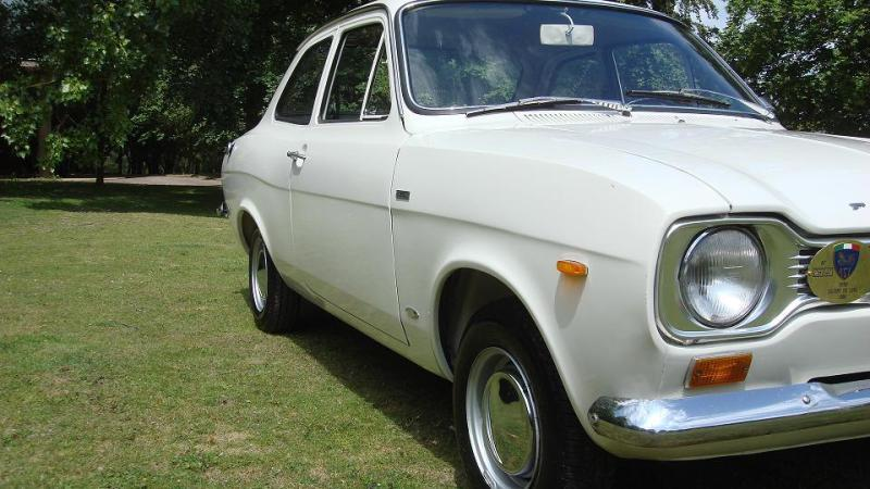 classic ford escort deluxe in cambridge. Cars Review. Best American Auto & Cars Review
