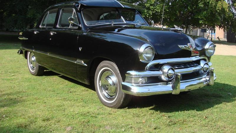 sold classic ford custom saloon in cambridge. Cars Review. Best American Auto & Cars Review