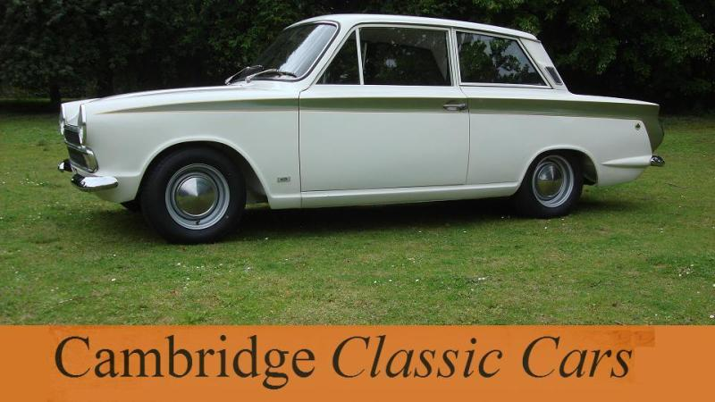 sold classic ford cortina mk1 lotus in cambridge. Cars Review. Best American Auto & Cars Review