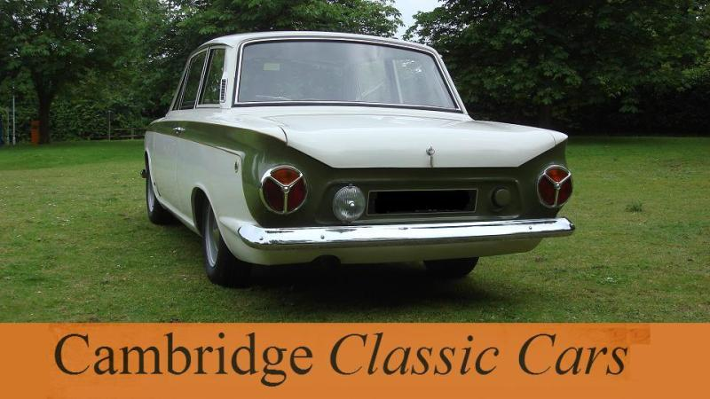 restored ford cortina mk1 lotus in cambridge. Cars Review. Best American Auto & Cars Review