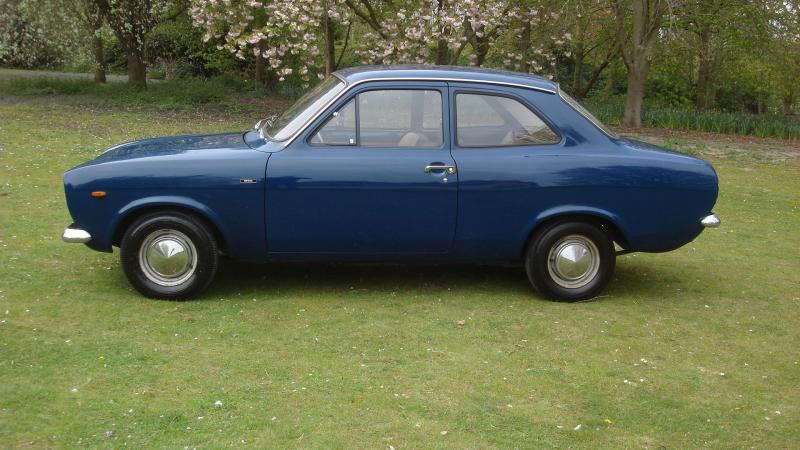 Classic Ford Escort Mk1 Base In Cambridge