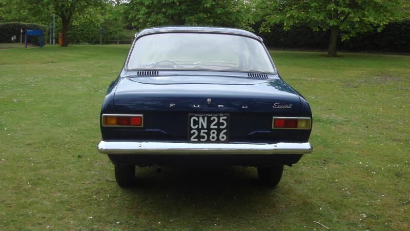 sold classic ford escort base in cambridge. Cars Review. Best American Auto & Cars Review