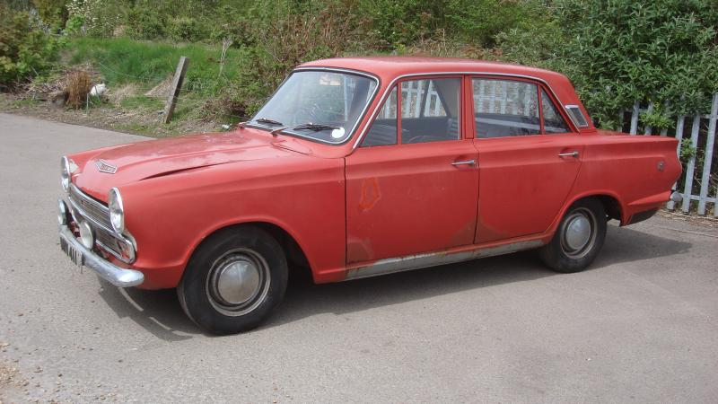 sold classic ford cortina saloon in cambridge. Cars Review. Best American Auto & Cars Review