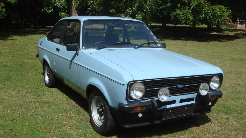 Sold Classic Ford Escort Sport In Cambridge