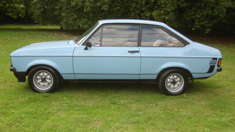 classic ford escort sport in cambridge. Cars Review. Best American Auto & Cars Review
