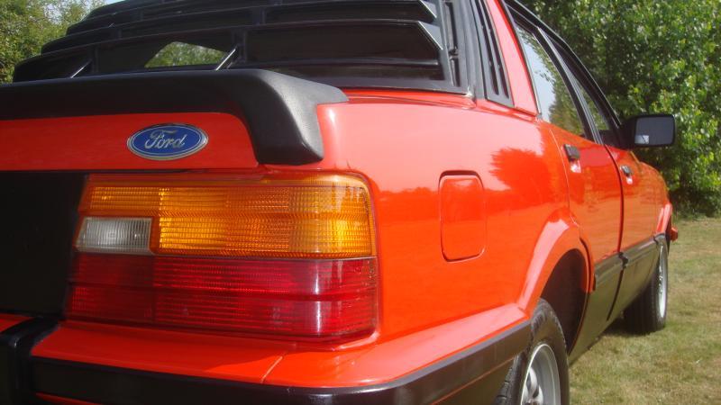 Classic Ford Cortina Xr6 In Cambridge