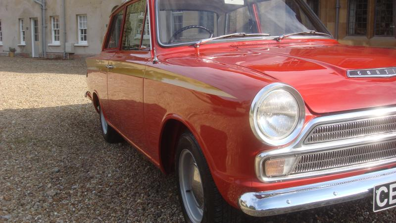 classic ford cortina mk1 gt saloon in cambridge. Cars Review. Best American Auto & Cars Review