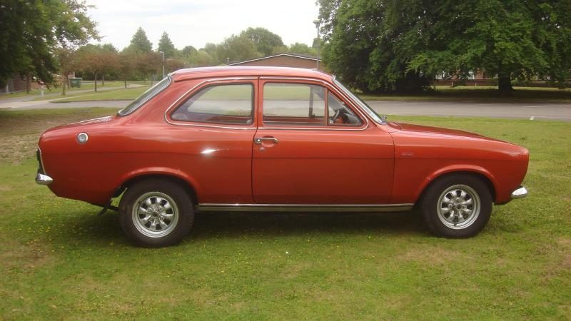 Classic Ford Escort 2door In Cambridge