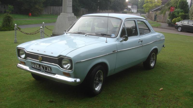 Classic Ford Escort Mk1 2door In Cambridge